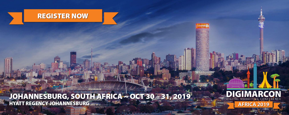 DigiMarCon Africa 2019 Register