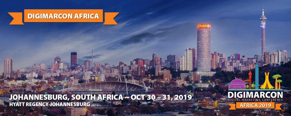 DigiMarCon Africa 2019