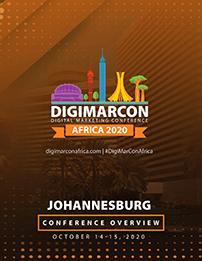 DigiMarCon Africa 2020 Brochure