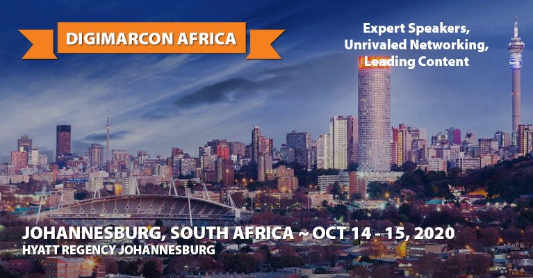 DigiMarCon Africa 2020