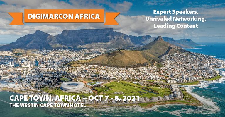 DigiMarCon Africa 2022